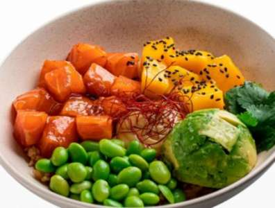 Суши и другие блюда от ресторана «POKEMAN»